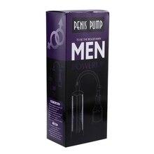 HEBUZHOU Penis Pump Penis Enlargement Vacuum Pump Penis Extender Sex Toys Penis Enlarger for Men Adult Sexy Product for Men 25%