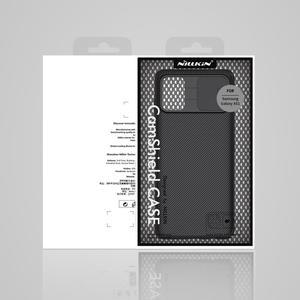 Image 5 - حافظة كاميرا NILLKIN CamShield حافظة لهاتف سامسونج جالاكسي S20 Plus S20 Ultra A51 حافظة حماية للخصوصية حافظة ظهر كلاسيكية