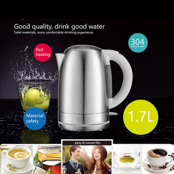 SUSWEETLIFE Stainless steel automatic power-off for domestic kettle Hotel 1.7L electric kettle quick pot power-off protection electric kettle hotel room special electric kettle automatically cut off the kettle page 7