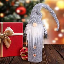 Knitted Wine Bottle Cover Creative Gift Various Specifications Optional Fashionable Bag