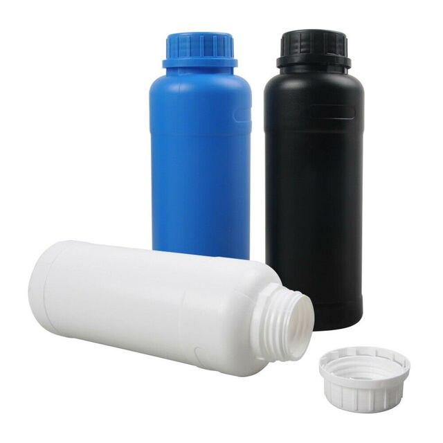 ETone karanlık oda 500CC karanlık oda kimyasal geliştirici depolama şişe plastik 500ML Film işleme