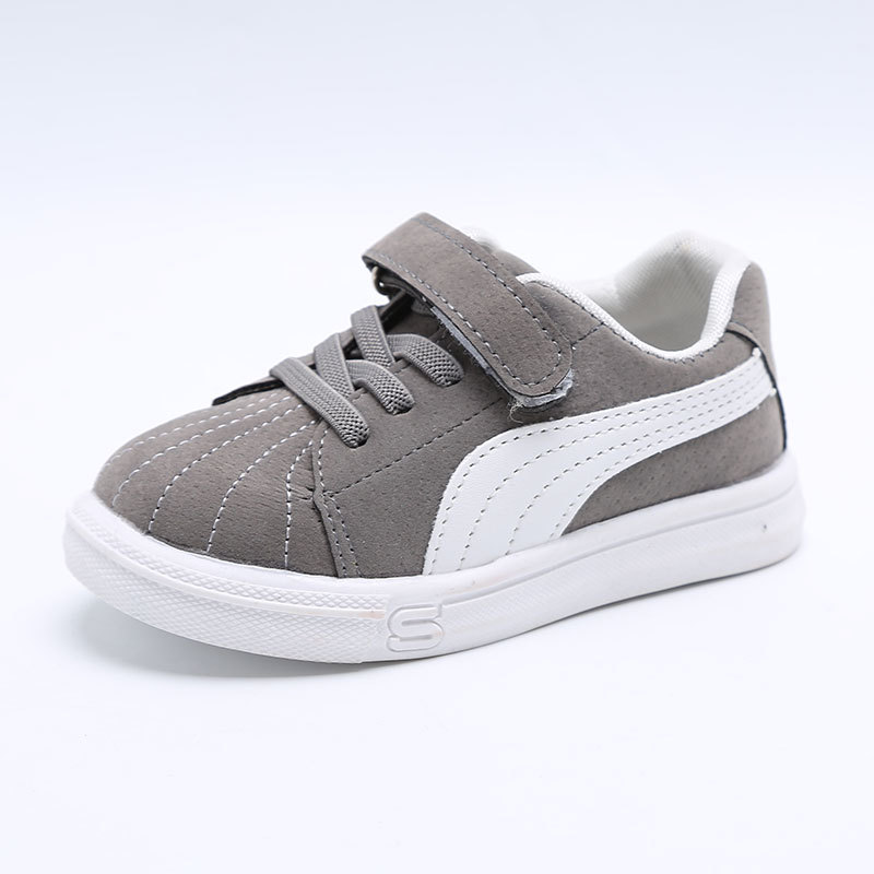 Children Boys Baby Toddler Sneaker British Casual Shoes For Kids Little Boys Girls Flats Shoes 1 2 3 4 6 7 Years New 2020 Spring