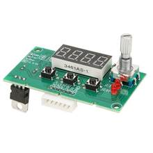 DC8-24V geschwindigkeit controlle Digital Display Stepper Motor Speed Controller Gouverneur Fahrer Control Modul(China)