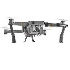 Image 4 - הצנחה Parabolic סרוו מתג מכשיר שלט רחוק שליטה + נחיתה לdji mavic פרו 1 drone אבזרים