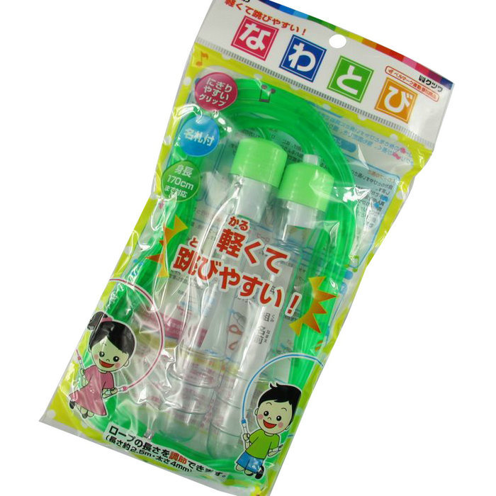 Japan Kutsuwa Regulation Young CHILDREN'S Young STUDENT'S With Light Length-Jump Rope Nt014