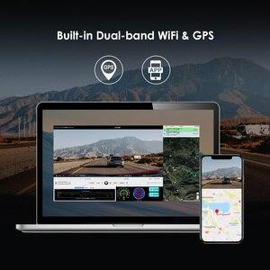 Image 3 - רכב DVRS דאש מצלמת עם מבט אחורי מצלמה לרכב וידאו מקליט מלא HD ראיית לילה 2 מצלמה מקליט עם g חיישן A129DUO Dashcam