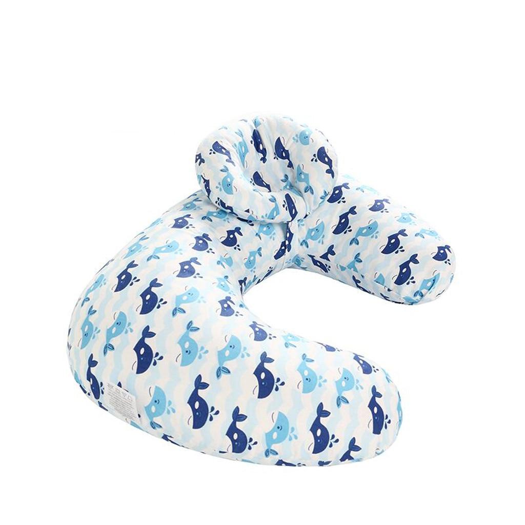 Enfermagem do bebê recém-nascido amamentação travesseiro capa