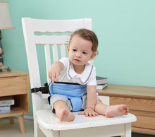 YOOAP Portable Baby  Feeding Chair Safety Belt Children Harness Anti-fallingChair Seat Belt Dining baby things for baby gift