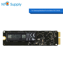 NTC Supply SSD 256GB For Samsung MacBook Pro Air Retina 655-1858F 2013-2015 Year Genuine Used 100% Tested Working Good