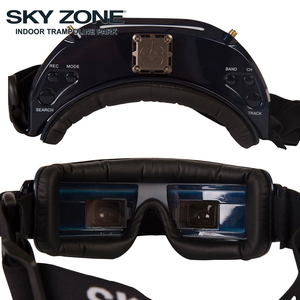 Image 5 - Skyzone SKY03O 5.8GHz 48CH Diversity FPV Goggles Support OSD DVR HDMI With Head Tracker Fan LED For RC Drone