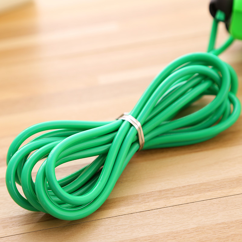 Children Count Students Jump Rope For One Person Examination Exclusive Adjustable Adult Sports Fitness Sports Men And Women Stud