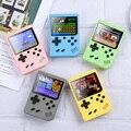 500 в 1 игры мини Портативный Ретро игровой консоли портативных игровых игроков мальчику 8 бит 3,0 дюймов Цвет ЖК-дисплей Экран GameBoy, подарочный ...