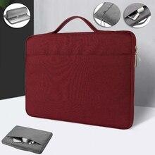 Housse pour ordinateur portable, sacoche dimensions 11,6,12,13,3,14,15,6 pouces, pour Macbook Air Pro, 13, 15, Dell, Asus, HP, Acer