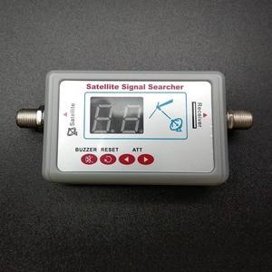 Image 5 - Antena telewizyjna cyfrowy miernik i lokalizator sygnału satelitarnego wyświetlacz LCD FTA DIRECTV wskaźnik sygnału narzędzie do wyszukiwania sygnału telewizyjnego