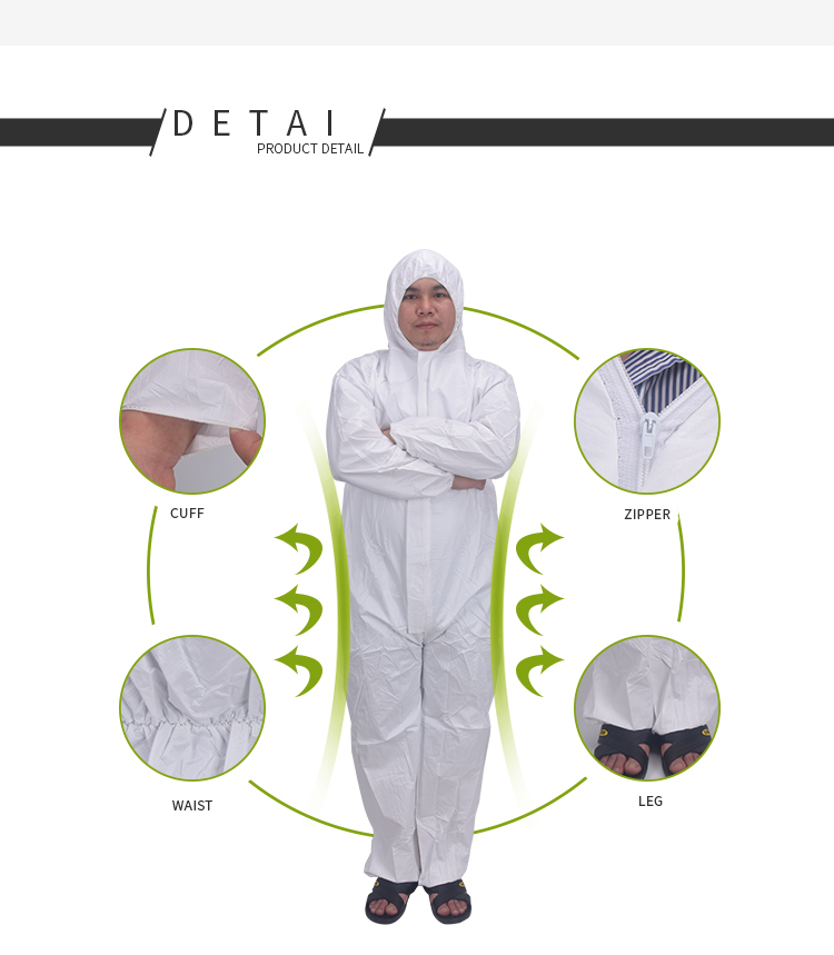 vírus decorat vestuário coverall terno l xl xxl