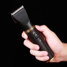 Professional Hair Clipper High Quality RPM7000 Hair Trimmer for Barber Men  Electric Shaver Hair Cutting Machine