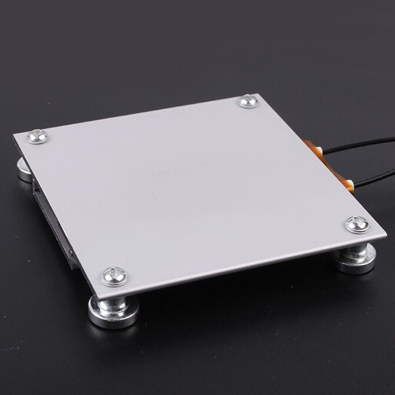 68*70mm PTC Thermostat Heating Plate 220V LED Remover Split Plate Soldering Station For TV LED Backlight