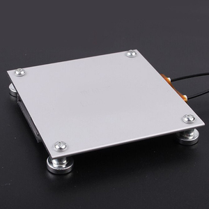 68*70mm PTC Thermostat Heating Plate 220V LED Remover Split Plate Soldering Station For TV LED Backlight(China)
