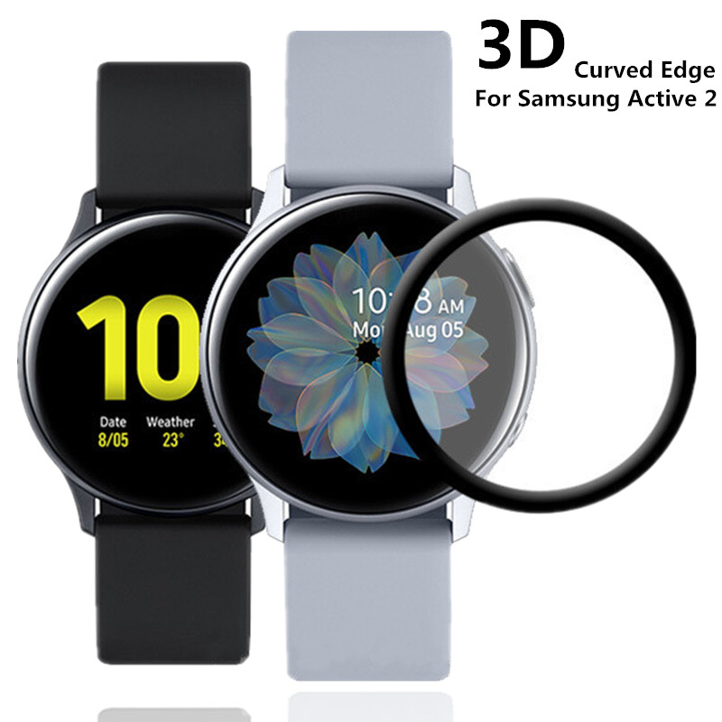 Protectors-Film Galaxy Watch 40mm 44mm Active 2 Samsung 20d-Screen Scratch-Resistant