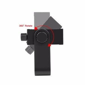 Image 3 - 撮影ユニバーサル 360 アダプタ携帯電話切りホルダー垂直ブラケットスマートフォン Iphone × 8 7 サムスン Xiaomi 電話