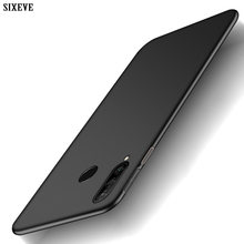 Ultra Thin Case For Huawei P20 P30 Lite P9 P10 Plus P9Lite 2017 Mate 9 10 20 30 Pro X Mobile Phone Cover Hard Plastic Back Funda(China)