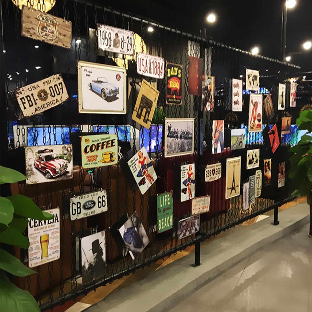 Vintage Metal znak blaszany plakat tablica Bar Pub Club Cafe na bazie ściany sztuka dekoracyjna plakat dekoracje barowe wystrój Yxd