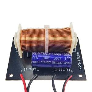 Image 3 - GHXAMP 300 واط مضخم الصوت كروس مع كابل 125 هرتز مكبر الصوت مضخم الصوت مخصص تردد مقسم ل 5 12 بوصة مكبر الصوت المتكلم 2 قطعة