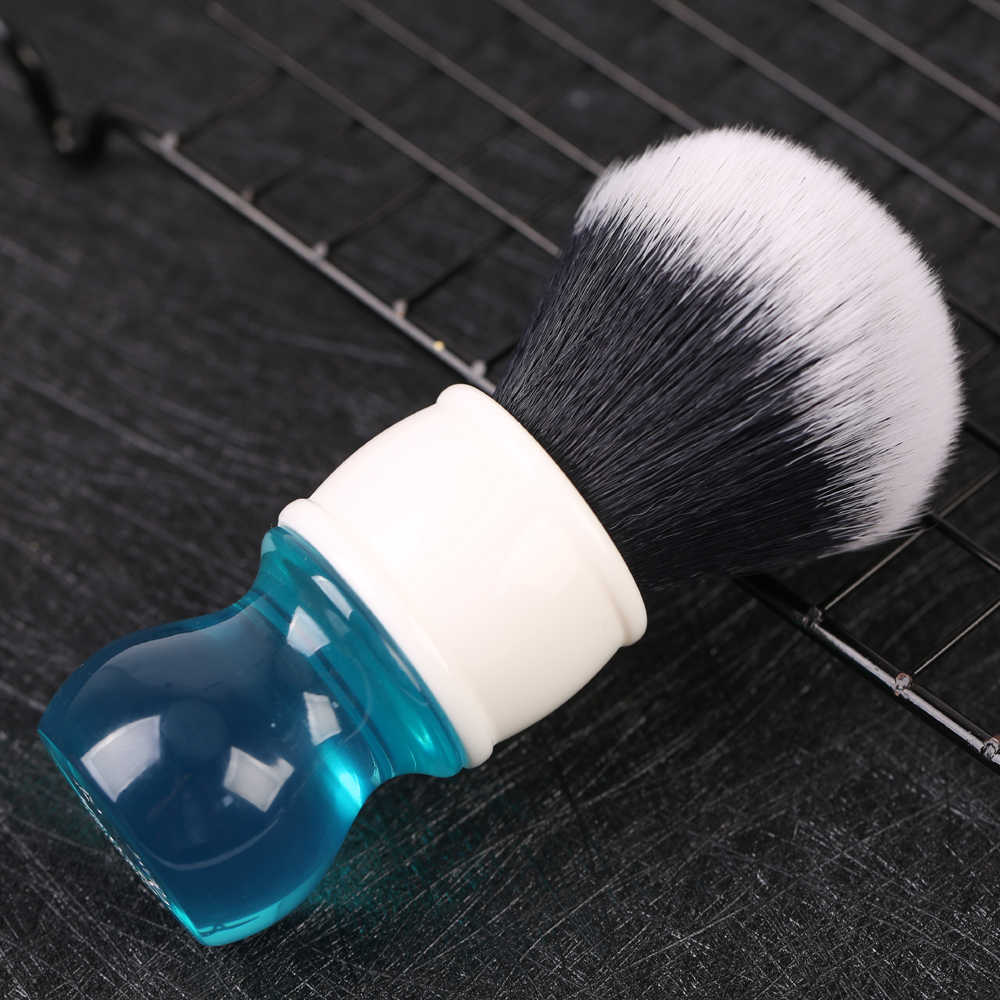 Yaqi 24 мм Aqua Tuxedo синтетическая щетка для бритья волос