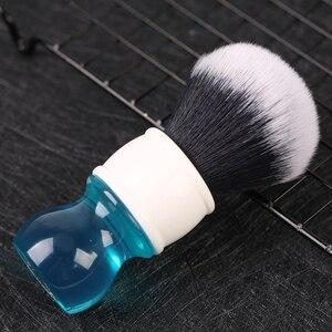 Image 3 - Yaqi 24mm Aqua Smoking Synthetische Haar Rasieren Pinsel