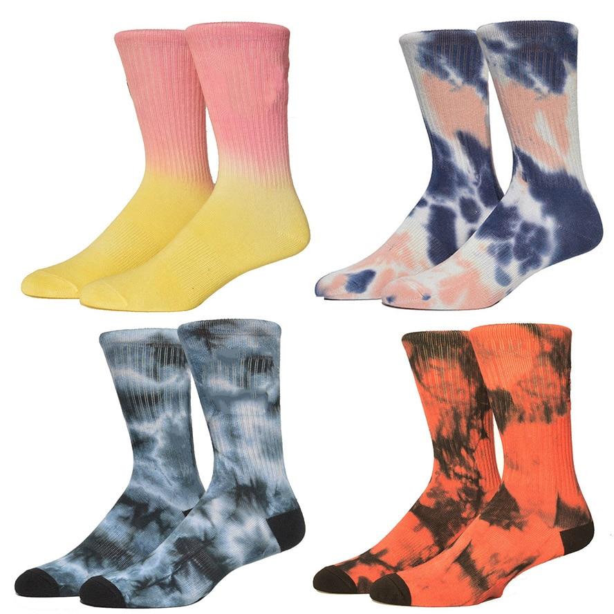 Socks Skate Sport Santa Colorful Sock High-Quality Cotton Cruz Basketball Sock Colorful Funny Cycling Running Hiking Outdoor Sox