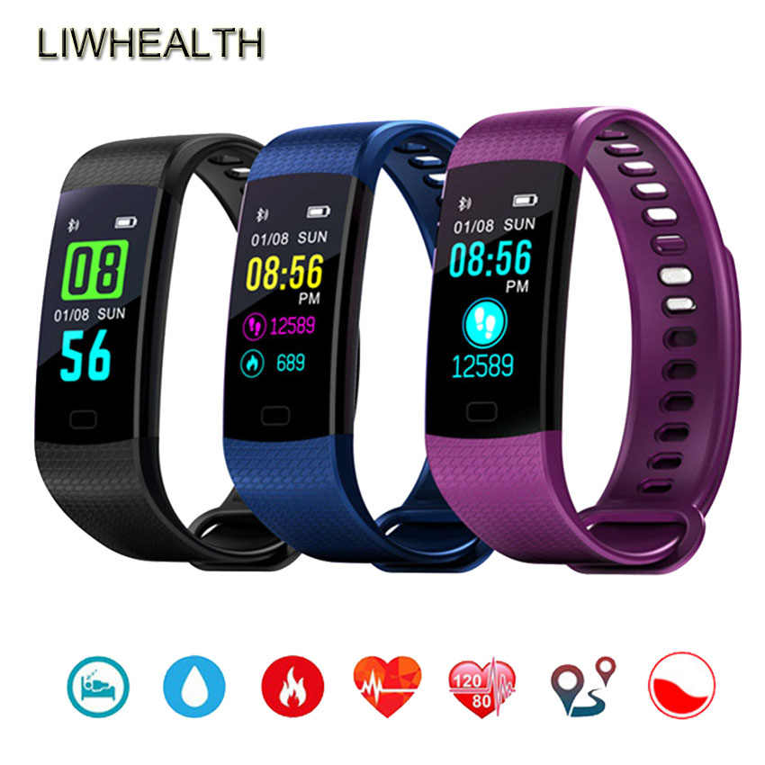 Cheap Color Smart Watch Men Women kids Reloj Intelligent APP GPS Smartwatch Fit For Apple Xiaomi Samsung PK Mi Band 4/IWO 8