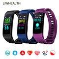 Дешевые цветные Смарт-часы для мужчин  женщин и детей  умные часы с gps приложением  подходят для Apple Xiao mi samsung PK mi Band 4/IWO 8