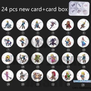 Image 3 - マリオカート 8 デラックス息野生ゼルダ amiibo ゲームカードのスーパースマッシュブラザーズリンクスイッチ NFC カードスーパーオデッセイ