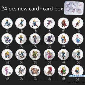 Image 3 - Mario Kart 8 Deluxe Nefes Vahşi için zelda amiibo Oyunlar Kart süper smash bros Bağlantı Anahtarı nfc Kart süper Odyssey