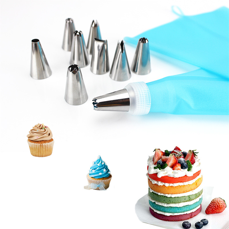 Cake Nozzles Piping Nozzles Patisserie Outils Accessoires D Coration Torten Deko Dekoracje Na Tort Beccucci Per Pasticceria Pop