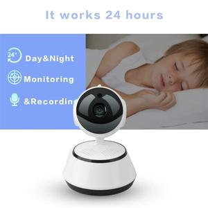 Image 3 - Original 720P IP Kamera Wireless Home Sicherheit IP Kamera Überwachung Kamera Wifi Nachtsicht CCTV Kamera Baby Monitor