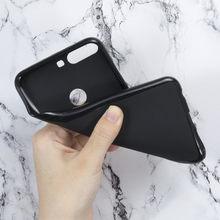 Casos de telefone de luxo coque para samsung galaxy xcover 4 g390f/xcover 4S g398f capas de telefone preto capa de silicone macio