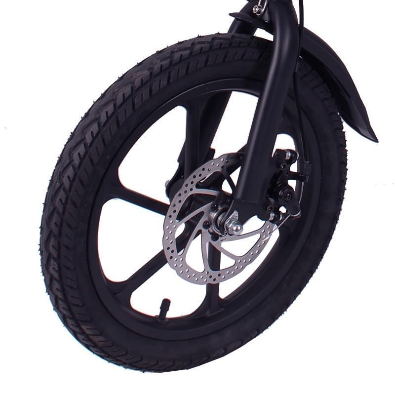 CMS bike f16 plus 16 inch foldable e bike 5
