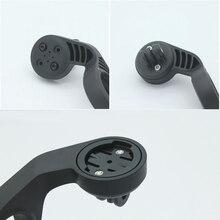 For Garmin Bryton GoPro Camera mount Holder Nylon Black Stopwatch Handlebar Sports Bracket Set