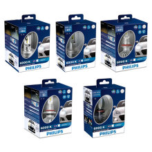 2X Philips X-treme Ultinon LED H4 H7 H11 HB2 HB3 HB4 9003 9005 9006 6000K +200% more Bright Car Headlight H8 H11 H16 Fog Lamp(China)