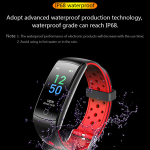 Image 4 - Cobrafly Q8 Smart Watch Men Women Heart Rate Monitor IP68 Waterproof Band Fitness Tracker Watches for Xiaomi Huawei Apple Phone