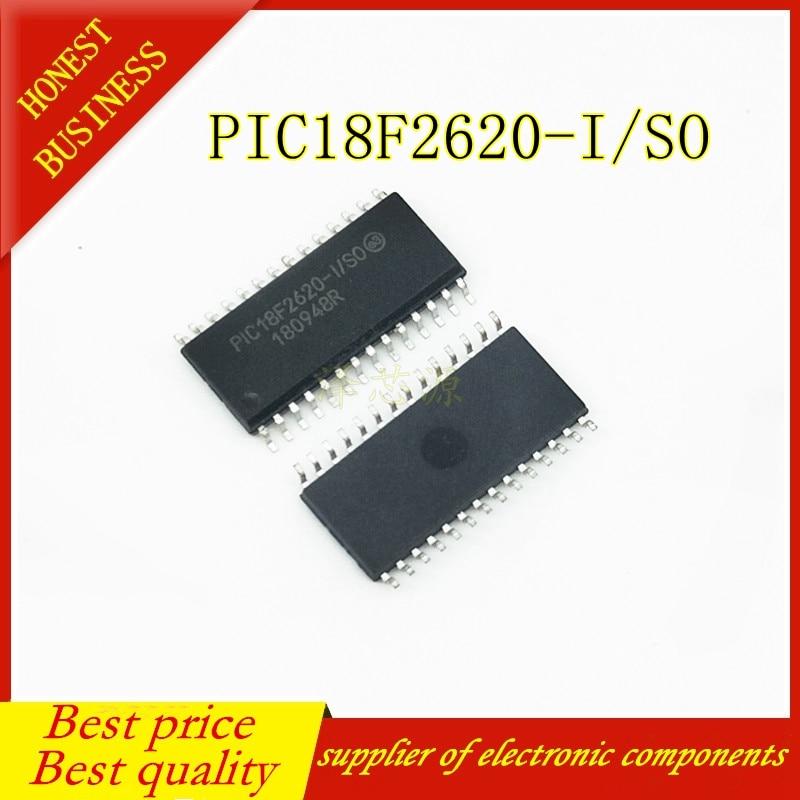 5PCS PIC18F2620-I/SO PIC18F2620-I PIC18F2620 18F2620 SOP28 Best Quality
