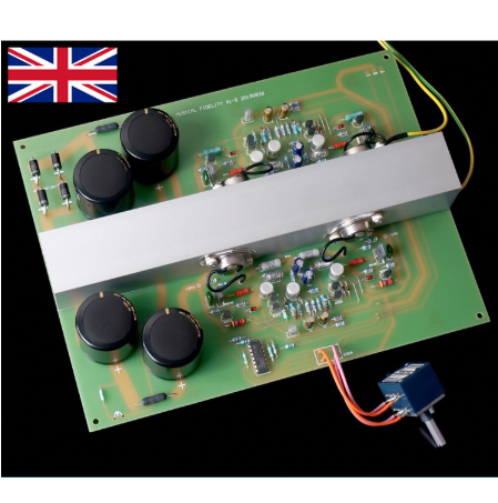 Musical Fidelity Class A Audio Amplifier Board Kit DIY Finished Board Hifi Fever Grade Finished Product image