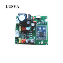Lusya Csr 8675 Bluetooth 5.0 modulo di ricezione Audio PCM5102A modulo di decodifica DAC supporto scheda APTX HD o LDAC T1310