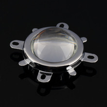 1 комплект Высокое качество 30 Вт 50 Вт 100 Вт светодиодный объектив 44 мм+ рефлекторный коллиматор+ фиксированный кронштейн Прямая поставка