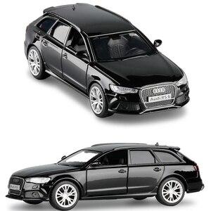 1:36, новинка, Audi RS6, вагон, моделирование, сплав, модель автомобиля, дверь, открытая, металлическая, модель автомобиля, детская игрушка, автомобиль, мальчик, подарки, бесплатная доставка|Наземный транспорт|   | АлиЭкспресс