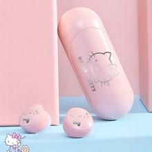 Hello Kitty WIreless Bluetooth Earphone With Charging Case Smart Touch HiFi Earphone Mini Headset Noise Reduction Earphones