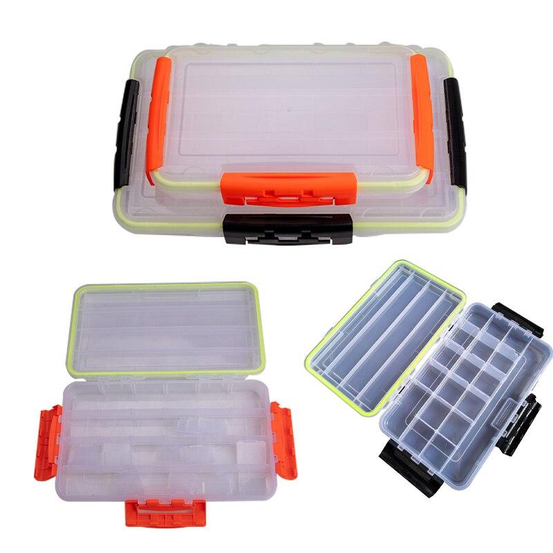dwaterproof agua caixa de plastico isca 02