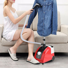 11 Level 1.7l  Garment Steamer Iron Extreme Clothes Steamer Upright Freestanding 1700w Heat Up Large Water Tank