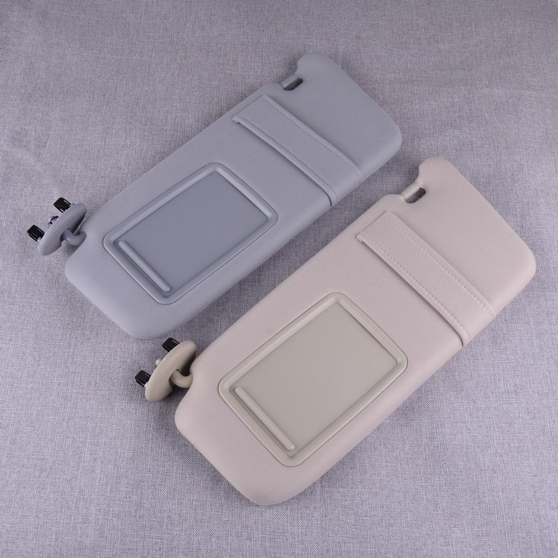 Beler Sinistro Lato Guida Visiera di Sun Block Ombra 74320-06780-B0 Misura per Toyota Camry 2007 2008 2009 2010 2011